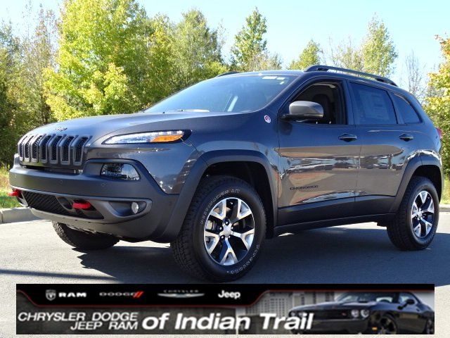 new 2018 jeep cherokee trailhawk sport utility in indian trail j81039 chrysler dodge jeep ram. Black Bedroom Furniture Sets. Home Design Ideas