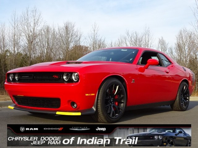 New 2018 DODGE Challenger R/T Scat Pack Coupe in Indian ...