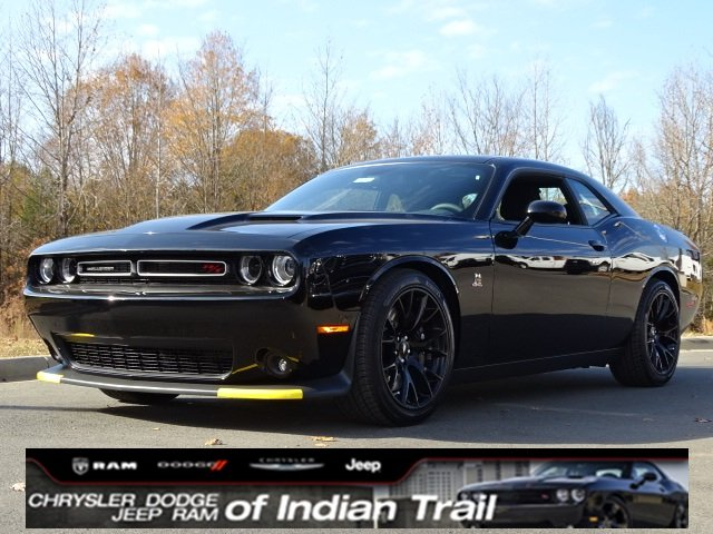 New 2018 Dodge Challenger R T Scat Pack In Indian Trail Nc