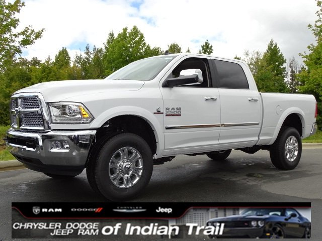 New Ram Laramie Crew Cab In Indian Trail D - Chrysler 2500
