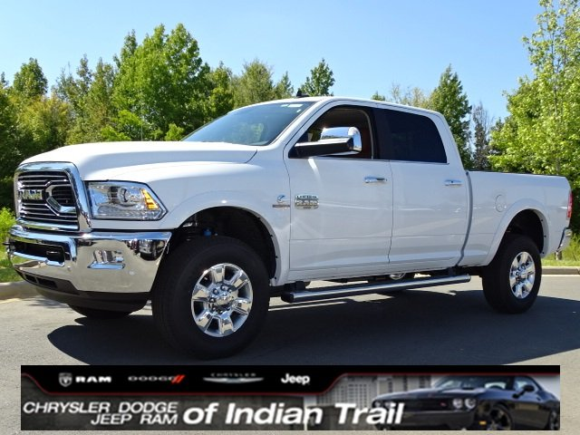 New Ram Longhorn Crew Cab In Indian Trail D - Chrysler 2500